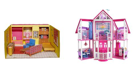 design barbie dream house barbie s first dream house was a tiny studio apartment made from cardboard barbie