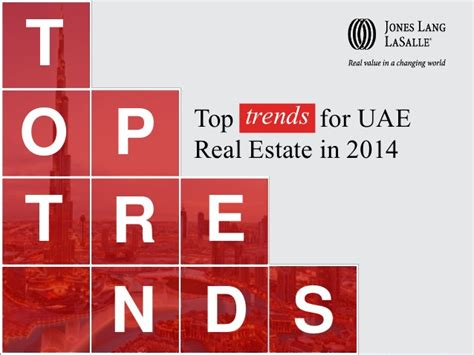 Best Real Estate Mba Programs 2014 by Top Trends For Uae Real Estate In 2014