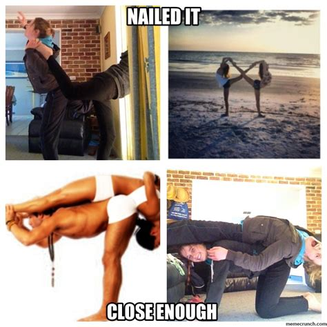 Nailed It Meme - nailed it meme