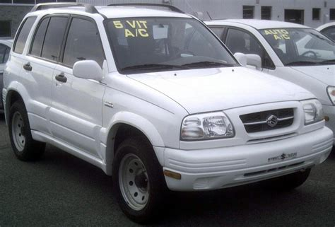 1999 Suzuki Vitara 1999 Suzuki Grand Vitara Information And Photos