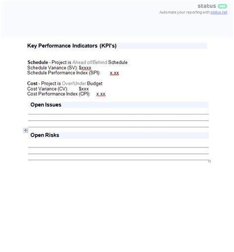 client status report template 3 excellent client status report templates free