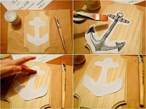 tutorial decoupage en madera transferir imagenes sobre madera tutorial decoupage