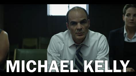 actor who plays house the long career of michael kelly the actor who plays doug ster in house of cards