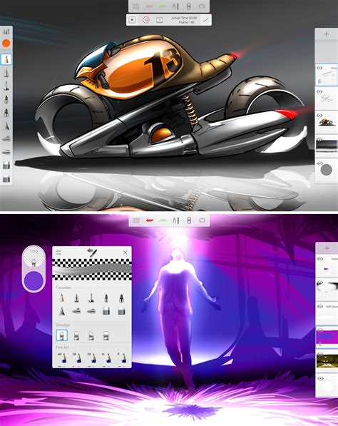 sketchbook pro best tablet the 5 best android apps for artists digital arts