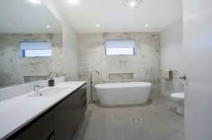 Bathroom renovations quantum build