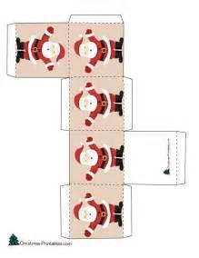 moldes de caixinhas para lembrancinhas de natal para
