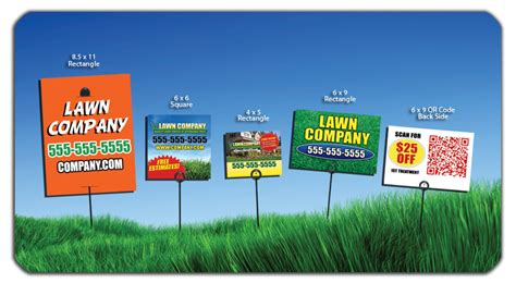 caign yard sign templates lawn sign templates