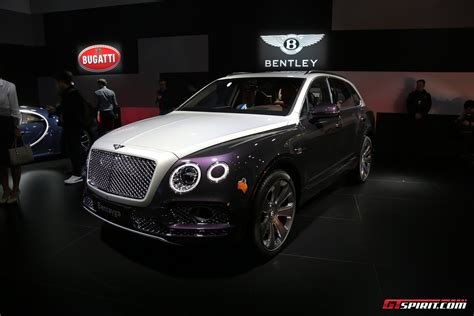 bentley mulliner geneva 2017 bentley bentayga mulliner gtspirit