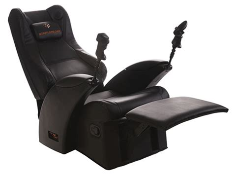 recliner gaming chair with speakers modern ergonomic computer chairs interior decorating idea