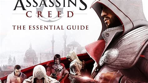libro assassins creed the essential ubisoft publicar 225 una gu 237 a completa de la saga assassin s creed