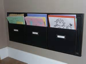 the why and what of wall files organized by jenn