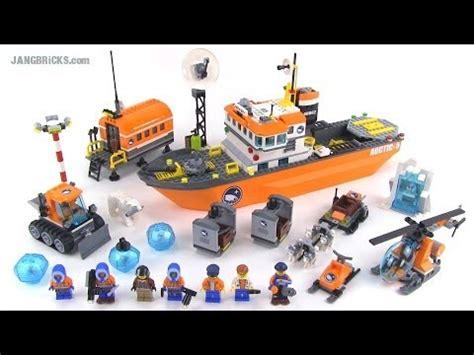 Lego City 30310 Arctic Scout Plane Set Building Snow Heli Pilot image gallery lego city arctic sets