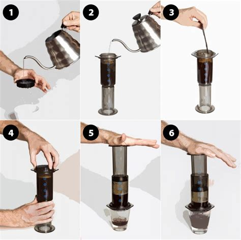Power manual ? Aeropress, the best coffee for the lowest price