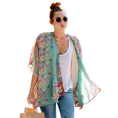 Shjt217111696230 Blouse Kasual Motif Floral achetez en gros poncho chemise motif en ligne 224 des