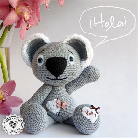 amigurumi koala pattern 350 best images about amigurumi bears on pinterest