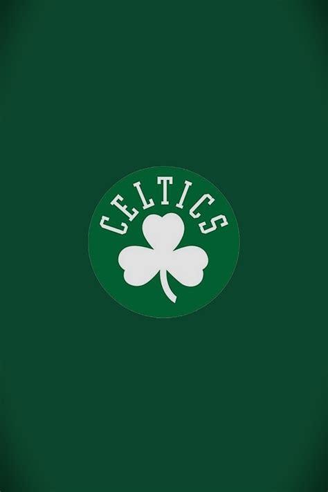 nba team boston celtics logo image gallery hd wallpapers  iphone