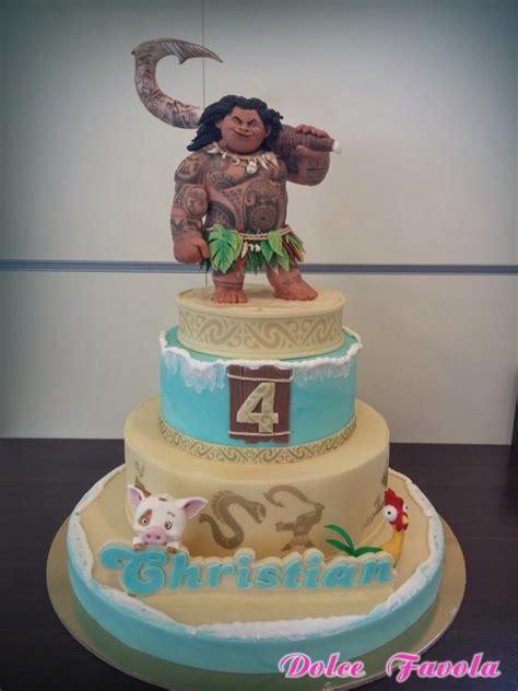 Maui By Oceania Moana Cake Cake By Simonelopezartist