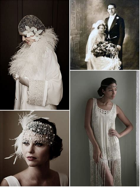 Style Guide : 1920's Vintage   The Wedding Secret Magazine