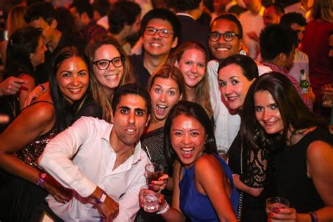 Mba Partying by Insead Mba Graduation After Chabevents Event