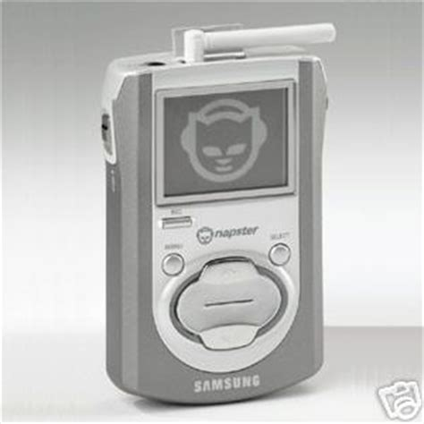 download mp3 from napster napster samsung yp9 10gs mp3 player auction
