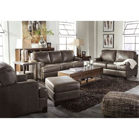 living room groups signature design by ashley derwood stationary living room