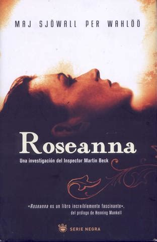 libro roseanna the martin beck con un libro en la mano roseanna
