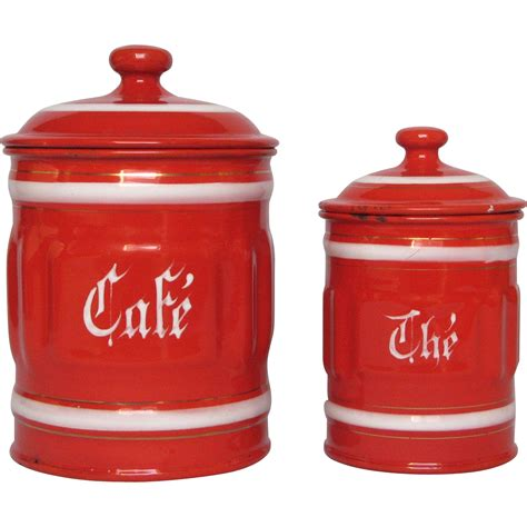 enamel kitchen canisters white enamel kitchen canisters set best free home