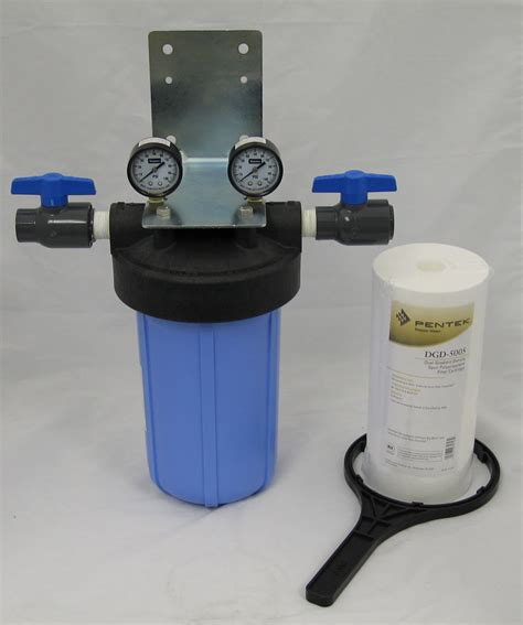 whole house sediment water filter 10 quot bb whole house sediment removal water filter system