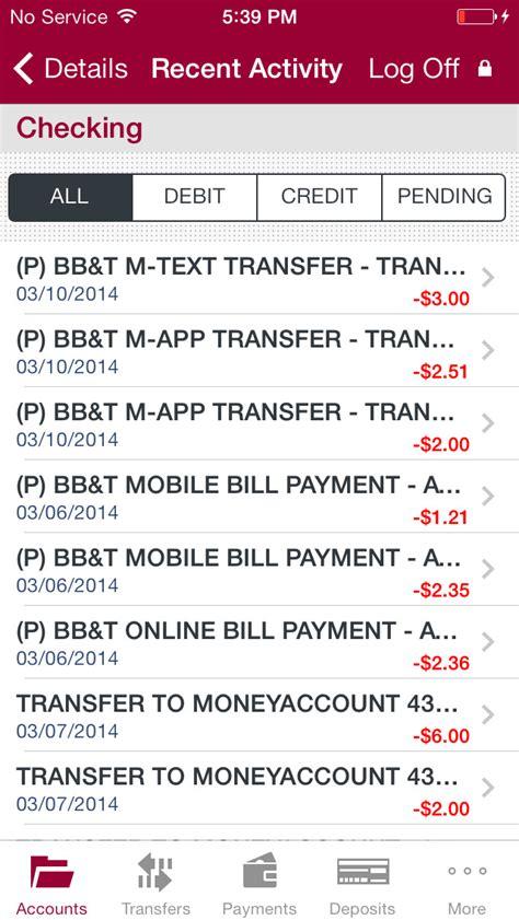 Bb T Background Check Bb T Mobile Banking Apprecs
