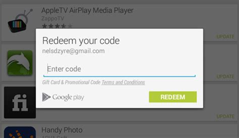 How To Redeem Play Store Gift Card - 20 google play store tips and tricks you can t miss