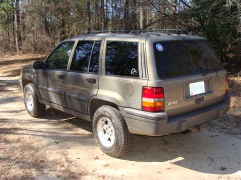 95 Jeep Laredo Need Opinions On 1995 Grand Laredo Jeep