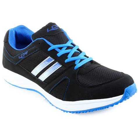 buy lancer black sports shoes sal57 at best price