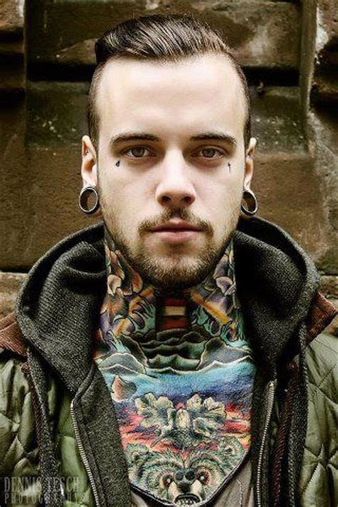 neck tattoo unemployable 17 best images about facial tattoos on pinterest dapper