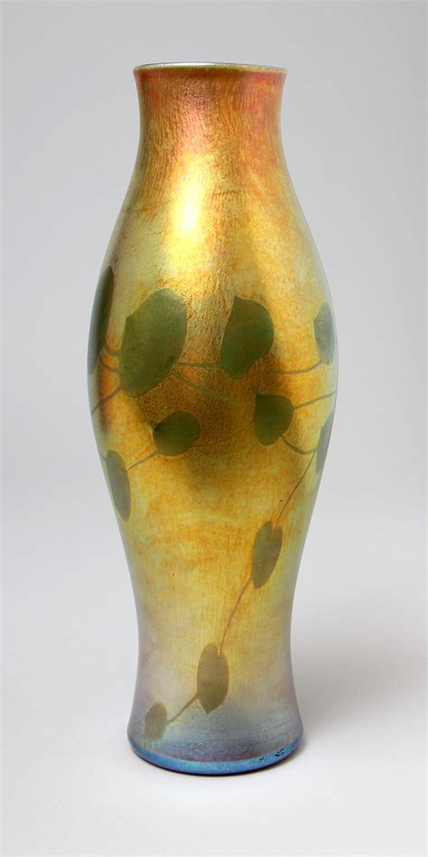 Vines Vase by Chasenantiques American Glass Favrile