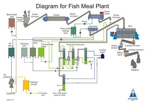 cadena productiva harina de pescado atlas stord diagram for fishmeal plant by telmo becerra