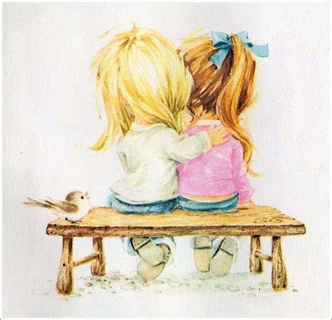 art friendship picture more detailed picture about best girl clipart best friend pencil and in color girl