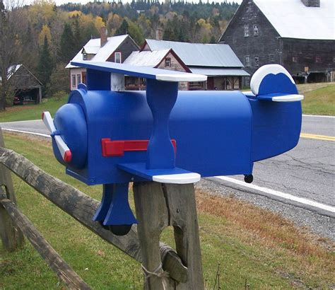 Handmade Mailbox - 24 creative handmade mailbox designs style