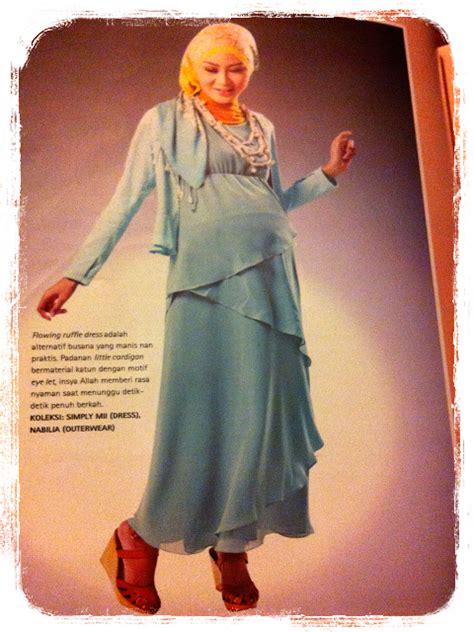 Baju Dress Model Motif Unik Trendy Style Impor 1 baju muslim style modern 2015 personal