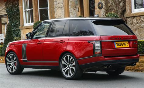 land rover autobiography red 2017 range rover svautobiography dynamic cars exclusive