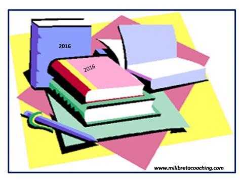 libro libreta de autor nuevo libro 2016 mi libreta coaching