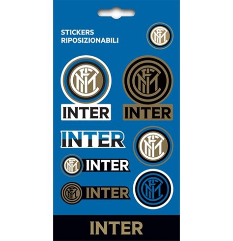 Tshirt Intermilan Desain Nv Inter 13 fc inter milan sticker 282715 for only c 4 09 at merchandisingplaza ca