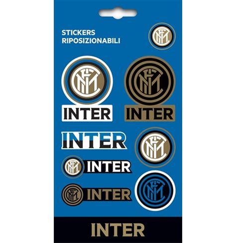 Stiker Set Intermilan fc inter milan sticker 282715 for only c 4 09 at merchandisingplaza ca