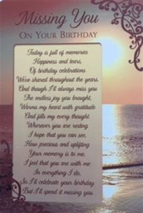Missing Birthday Quotes Missing You Birthday Quotes Quotesgram