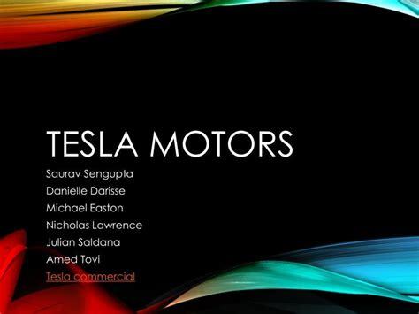 Tesla Motors Address Ppt Tesla Motors Powerpoint Presentation Id 3882540