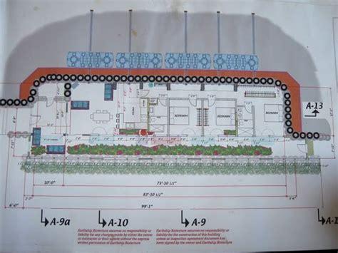earthship home floor plans earthship floor plan earthship design