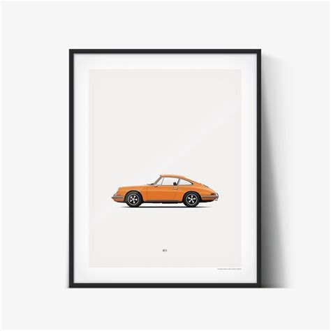 Poster Classic Car 1 classic cars poster illustrations