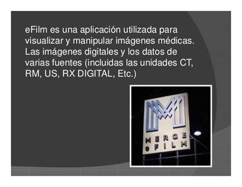 imagenes medicas dicom visor dicom efilm