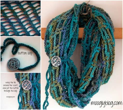 how to join an infinity scarf crochet infinity scarf the whoot