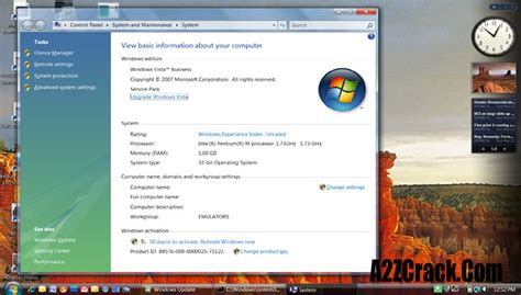 download themes for windows xp service pack 2 free windows vista service pack 2 download by a2zcrack