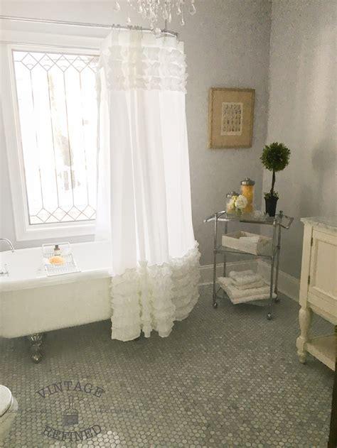 bathroom makeover reveal vintage refined